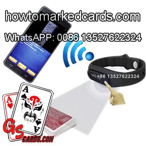 Telecamera Da Poker Con Cinturino Da Polso Con Analizzatore Di PK King